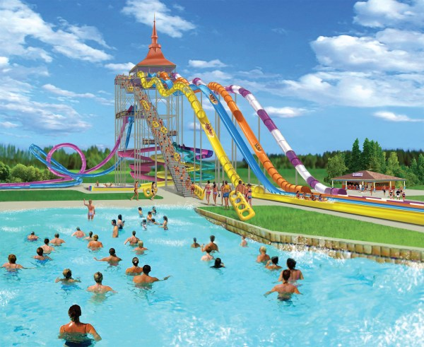 Calypso Water Park Wednesday Aug 6th 2014