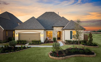 new luxury patio homes by shea coming
