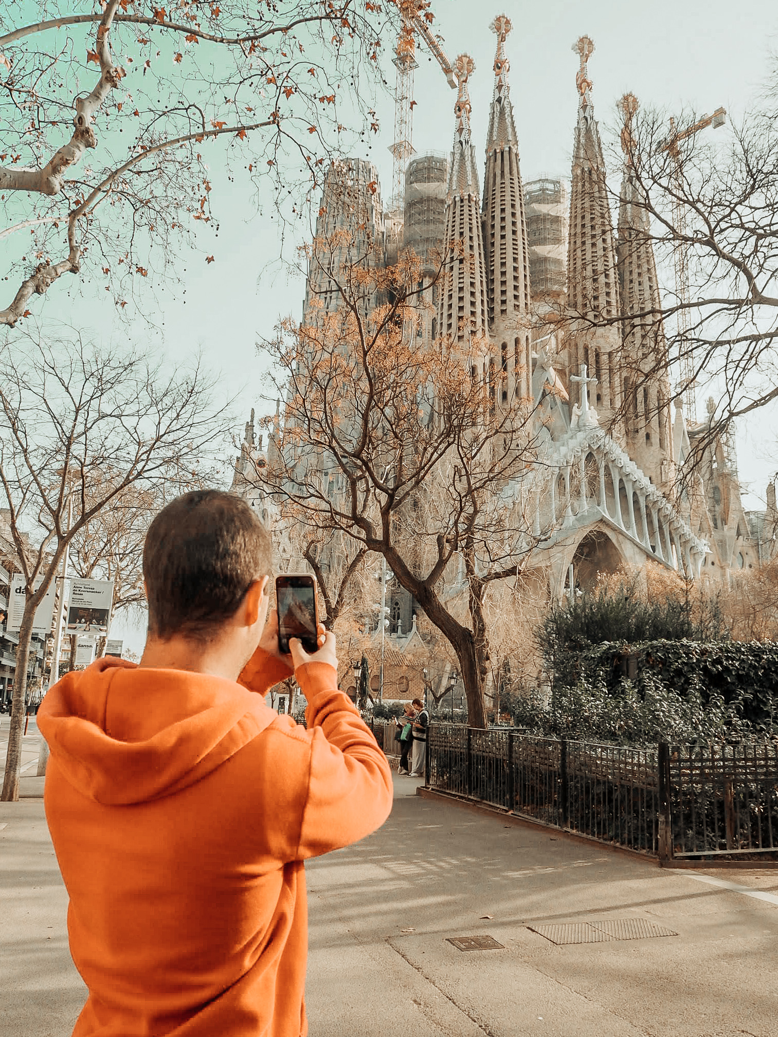 Barcelona Photo Diary - Day Three Sagrada Familia