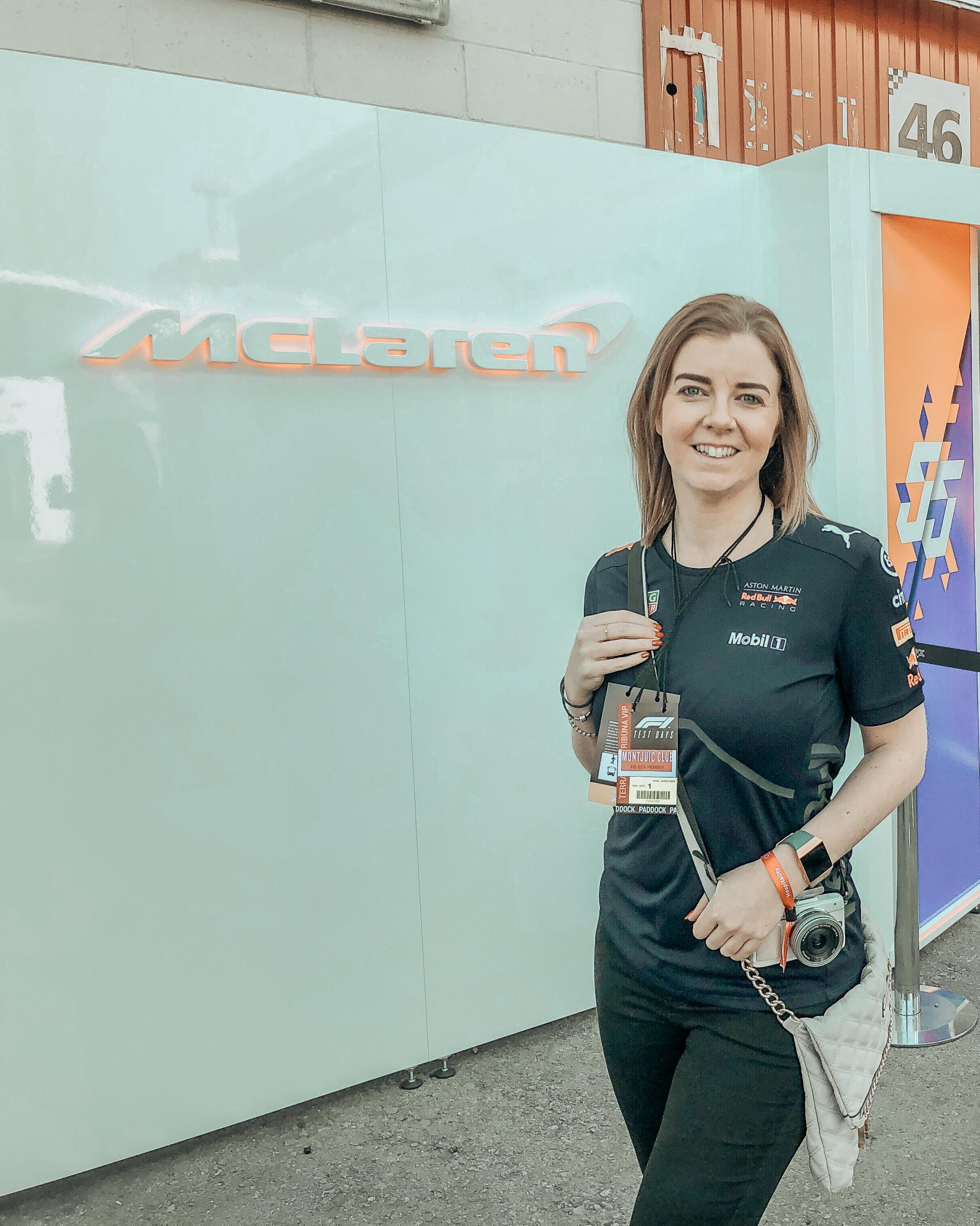 Barcelona Photo Diary - Day Two McLaren HQ