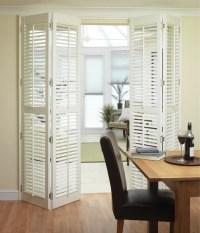 Stylish Window Shutters For Window Treatment Ideas ...