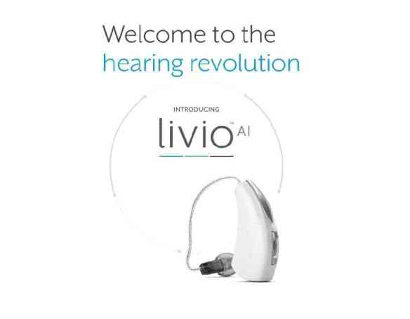 Starkey Livio AI Hearing Aids