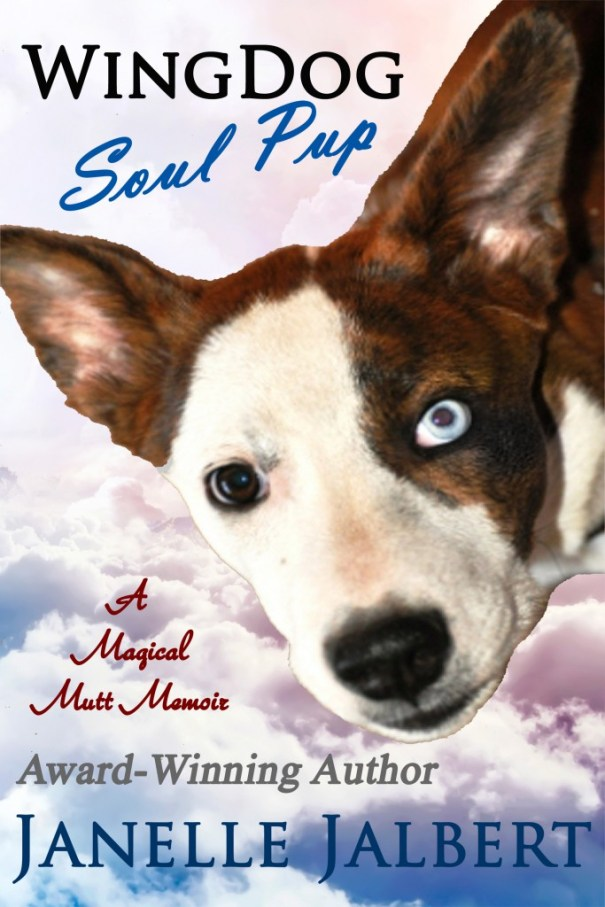 Wingdog Soul PUP ebook cover FINAL 300 dpi