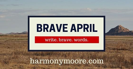 brave april