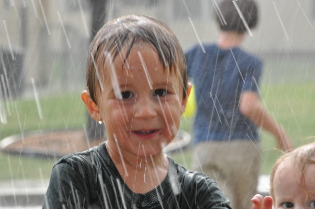 Oklahoma Thunder Storm
