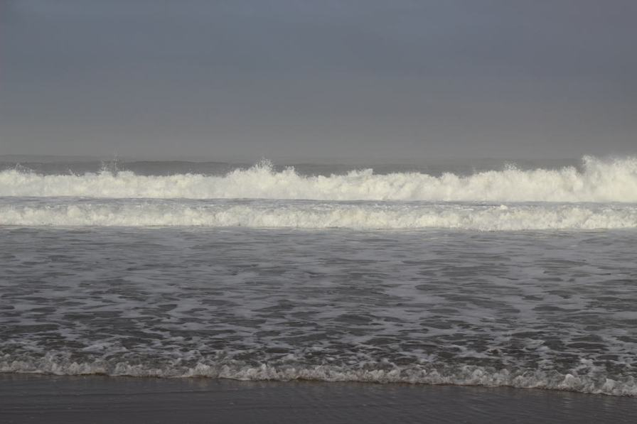 Oregon Coast, Early Morning