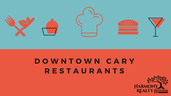 downtown cary restaurants