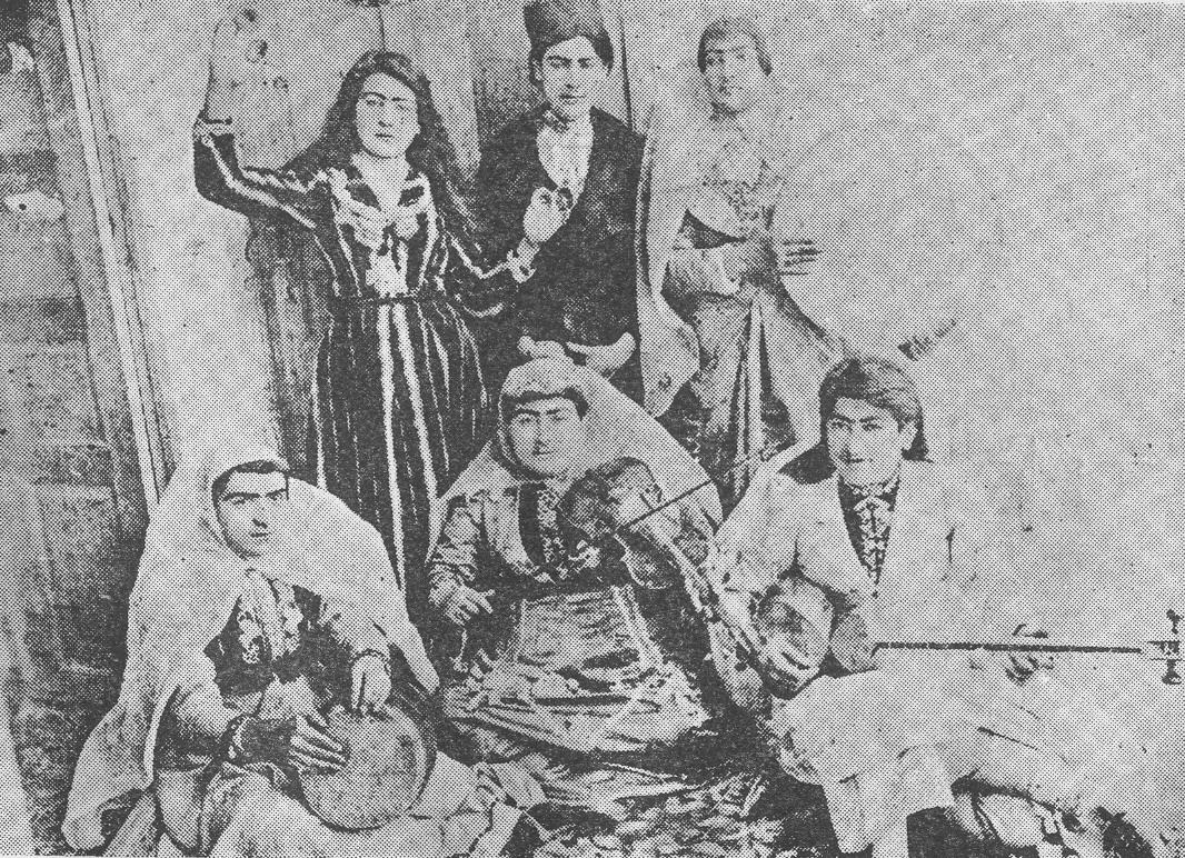 Kadjar girl woman
