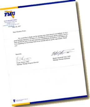 FMU-Letter