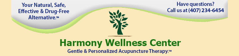 Acupuncture in Orlando FL