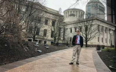 Dennis Cauchon, President, Harm Reduction Ohio
