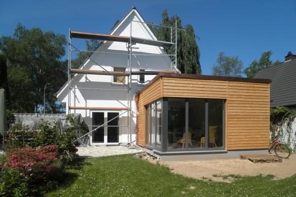 Holz Anbau Haus holzbau bernd kopp architekten hirschberg holz anbau mit tradition anbau
