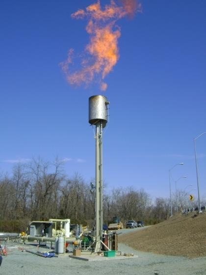 Gas Flare Systems Harnden Group Llc