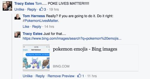 Pokemon Go - Tracy Estes - Harness Digital Marketing