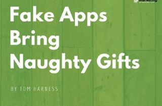 With the upcoming holiday shopping season, will you be receiving something nice or naughty with a downloaded retail app?  Reports of fake retail shopping apps stealing credit cards and identities have been wreaking havoc this year. Learn how to protect yourself in the latest blog by @itomharness. Link is in our bio! #socialmedia #marketing #apps #fakeapps #retail #shopping #holidays #christmas #holidayshopping