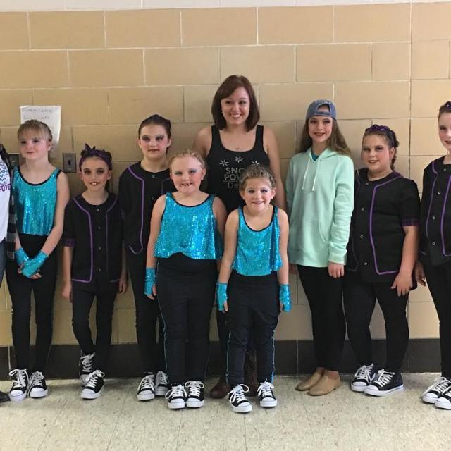 Good luck to Lynsey and her Snow Power dancers ashellip
