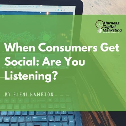 Consumers have a louder voice and more influence than everhellip
