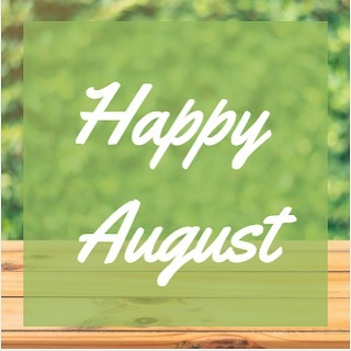 Its the first day of August! From social media managementhellip