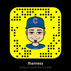 Snapchat Code Tom Harness