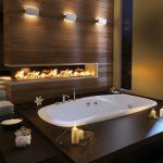 Romantic Bathroom Decoration Ideas