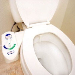 Water Spray Toilet Seat