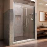 DreamLine Frameless Pivot Shower Door