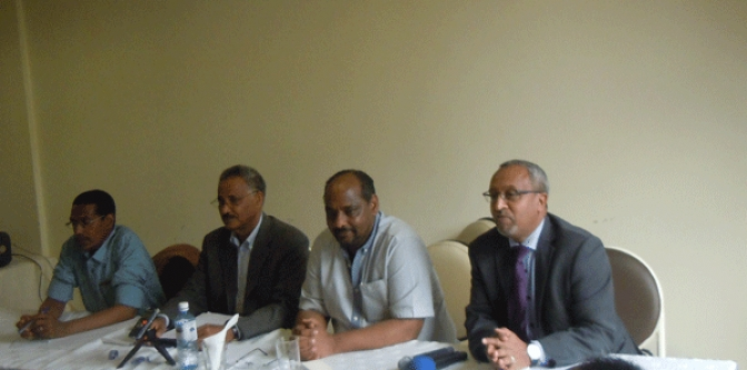 Nairobi Declaration 2015 On democratic transition in Eritrea