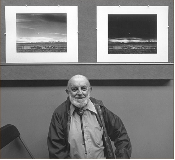 Ansel Adams, Before and After Photo Manipulation
