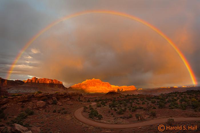 Panorama Point Rainbow