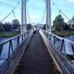 Bridge Over River Ness