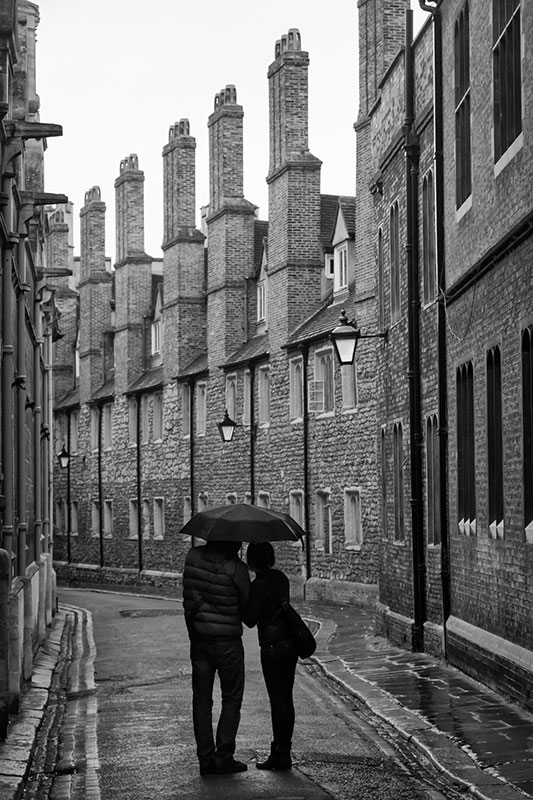 Cambridge Rain