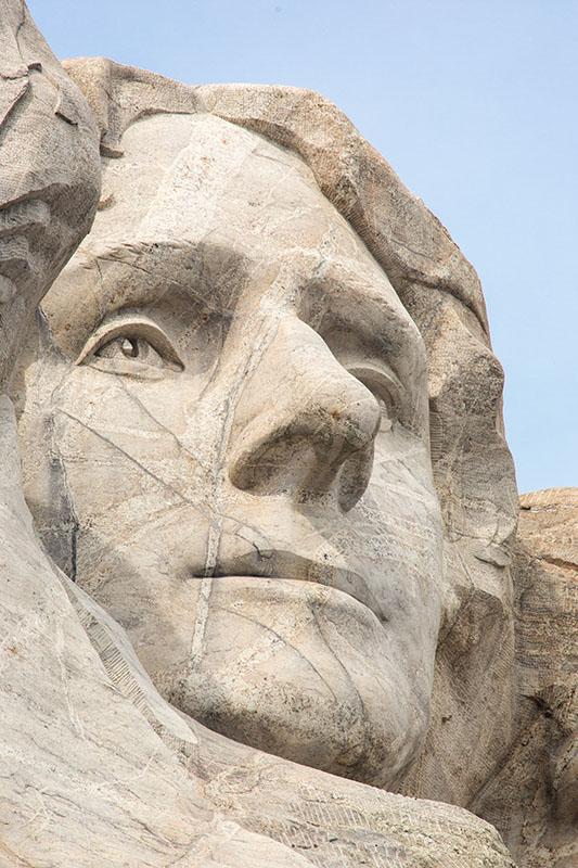 Thomas Jefferson, third president.