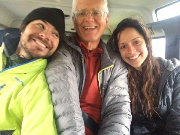 Seth, Harold & Kate