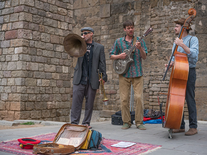 Barcelona Street Band