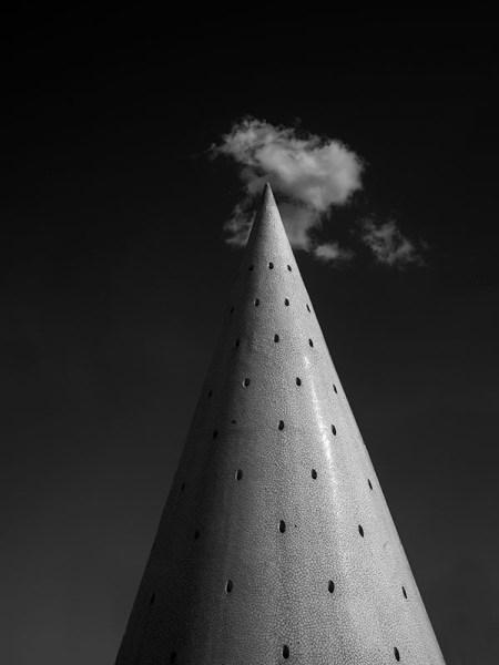 Calatrava Tee-Pee at the City of Arts and Sciences
