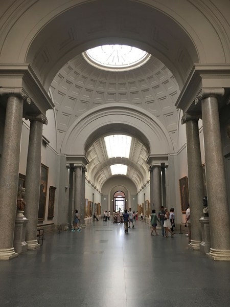 Prado Museum, Madrid Spain