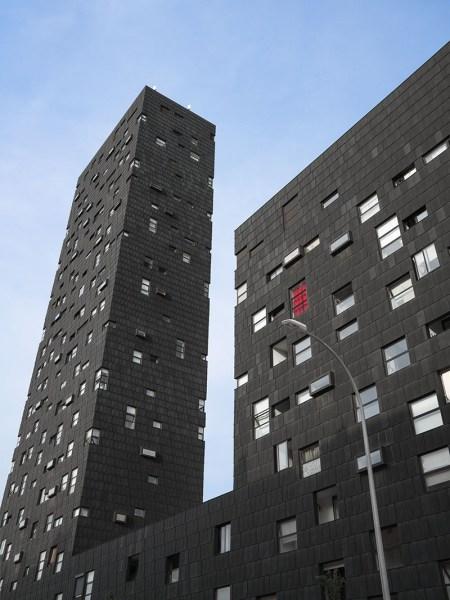 Madrid Black Monoliths
