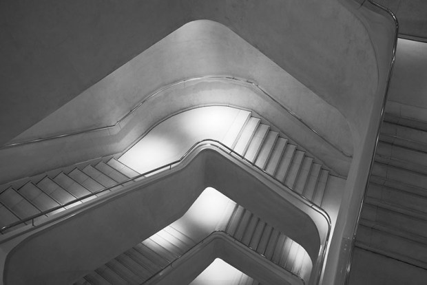 CaixaForum Madrid Stairs
