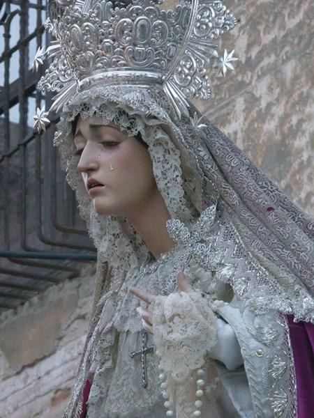 Tears of Aurora Reina Madre Del Albayzin