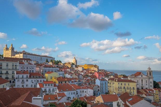 Lisboa Alfama Overlook