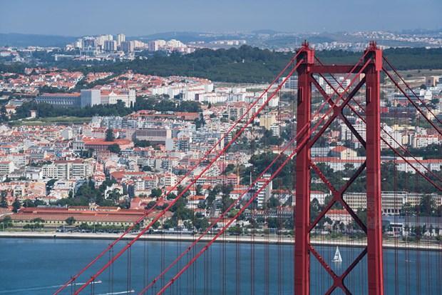 Lisboa April 25 Bridge