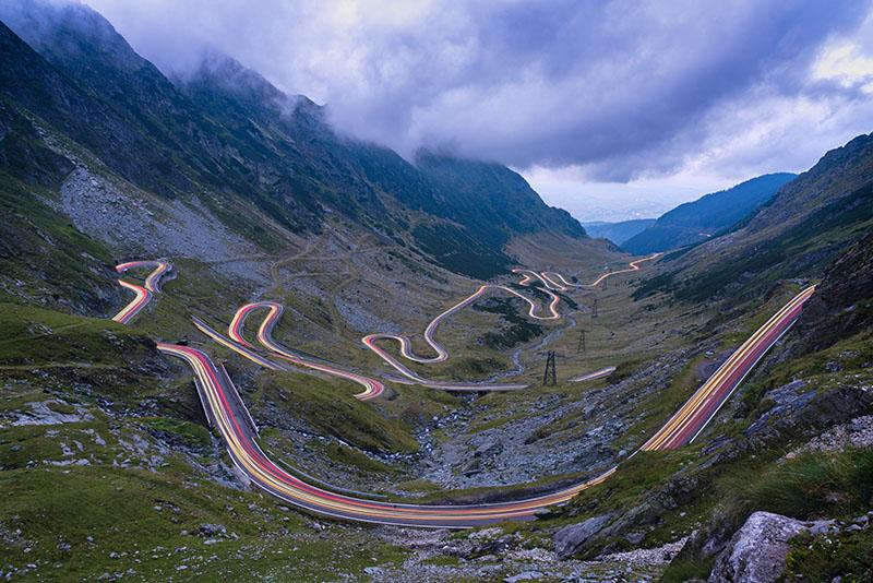 Transfagarsan Highway, Fahrvergnügen