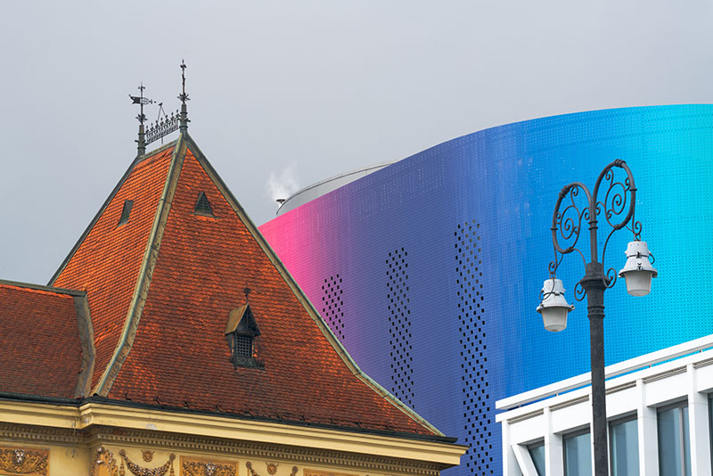 Zagreb Old and New