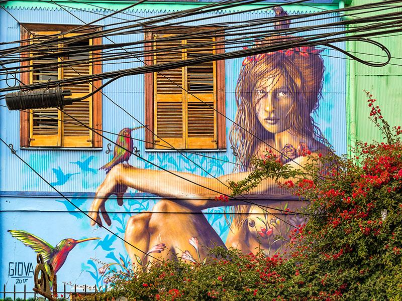 Graffiti Godiva