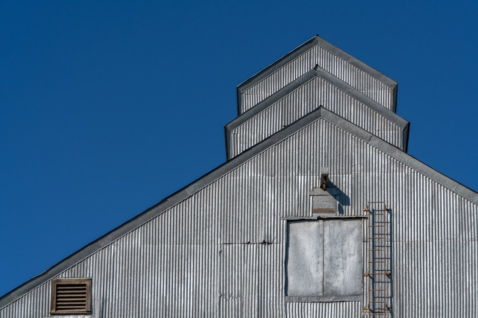 Grain Storage in the Palouse