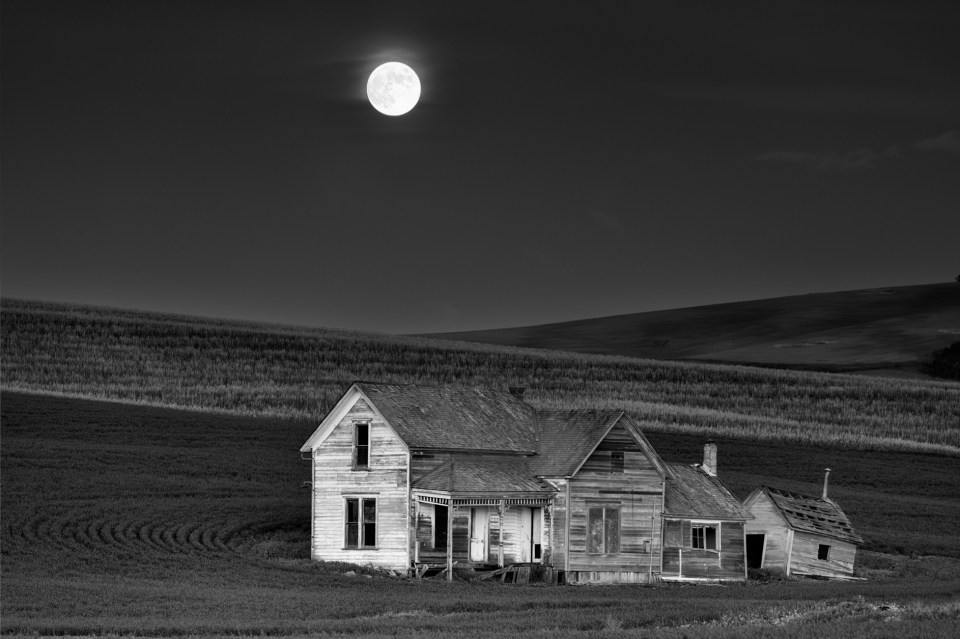 Palouse Haunted House
