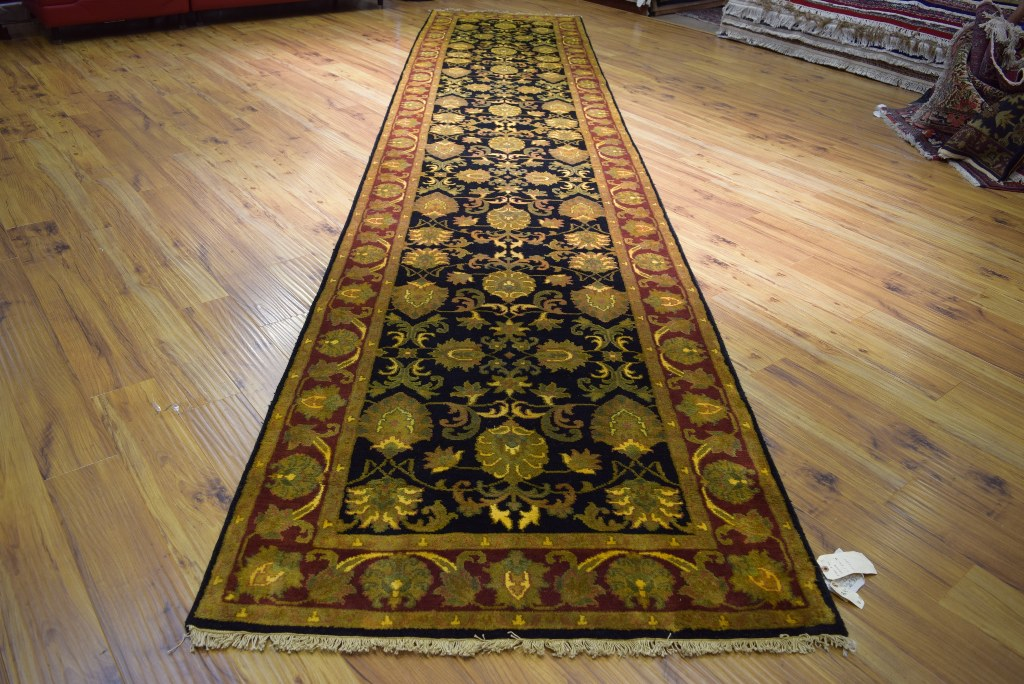 Long 4x20 ft Hallway Runner Jaipur Lowest Price Area Rugs Handmade Rug 4 x 20  eBay