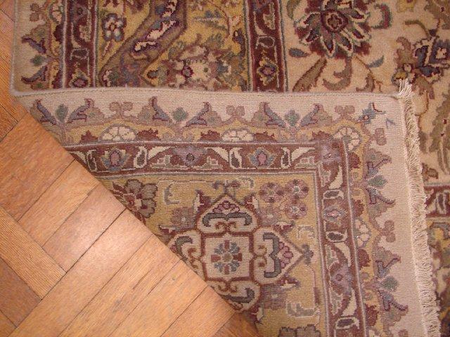 12x9 Organic Wool Area Rug High End 1260 fine weave  eBay