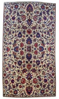 Persian Mashad Carpet Vestibule Handmade Rug 7x13 | eBay