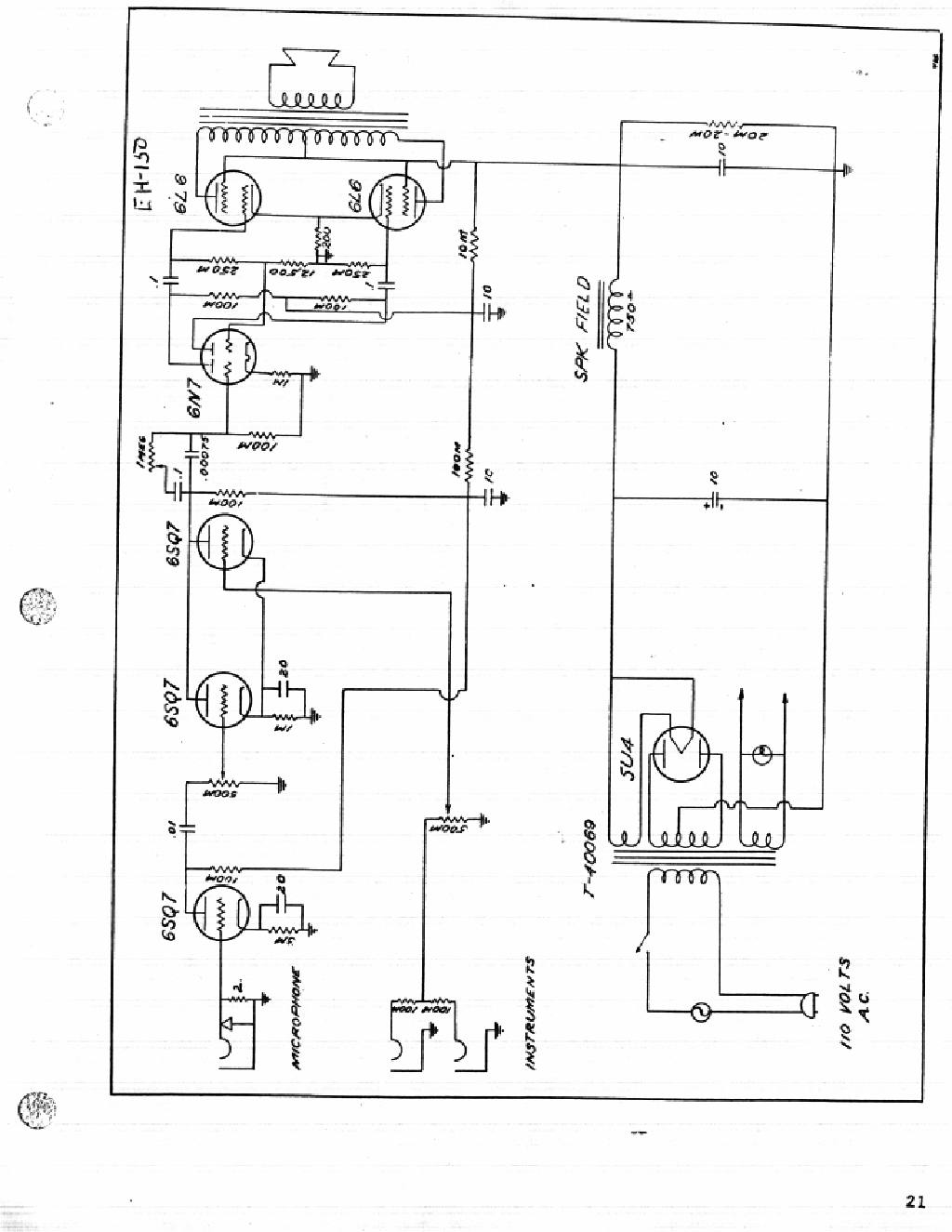 Designing A Preamp Using Octals